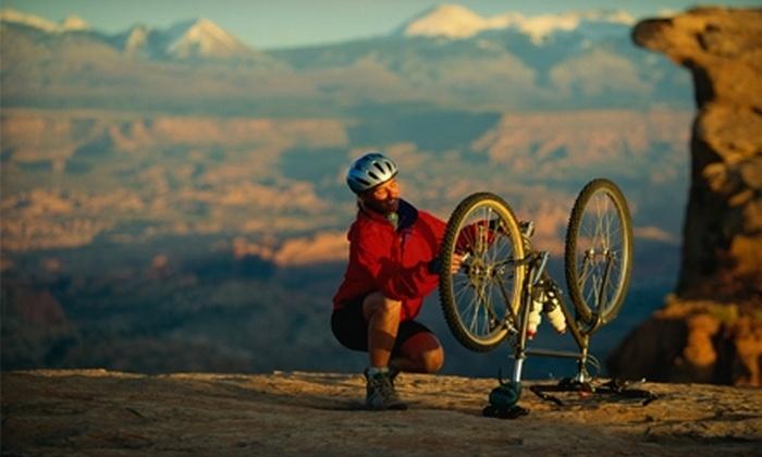 Salt Lake City Bicycle - Salt Lake City: $75 for a Pro Bicycle Fitting at Salt Lake City Bicycle ($150 Value)
