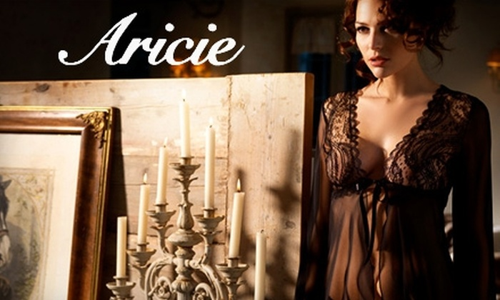 Aricie - Downtown: $60 for $120 Worth of Lingerie at Aricie