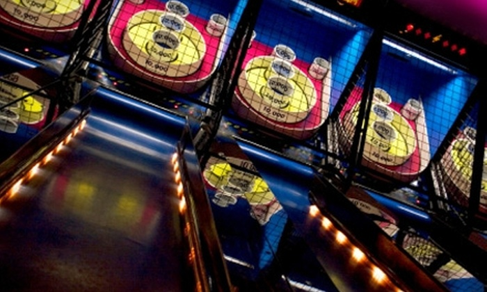 Fun House Family Entertainment Center - Riverwalk Crossing: $4 for $15 Worth of Game Tokens at Fun House Family Entertainment Center in Jenks