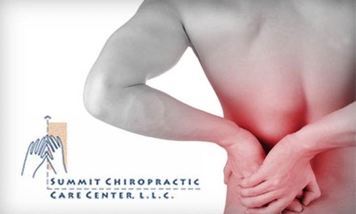 Summit Chiropractic Care Center - Broomfield Gardens: $39 for a 50-Minute Massage and Spinal/Posture Exam from Summit Chiropractic Care Center