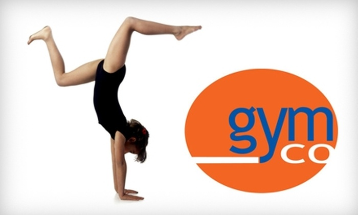 Gymco - Kentwood: $25 for One Month of Children's Gymnastics Classes at Gymco ($99 Value)