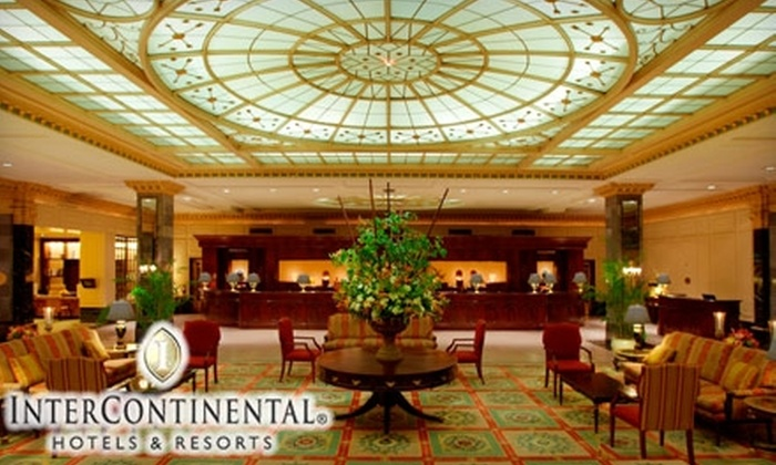 InterContinental: New York Barclay Hotel - Midtown Center: $179 for a One-Night Stay Plus Amenities at the InterContinental: New York Barclay Hotel ($310 Value)