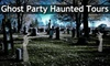 Ghost Party Haunted Tours - Historic Ybor: $15 for One Adult Ticket to a Haunted Tour from Ghost Party ($30 Value)
