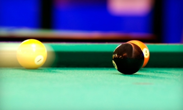 Paul Gerni - Shawnee: $150 for Two Billiards Lessons from World Champion Paul Gerni