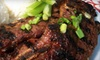 Tiki Terrace - Des Plaines: $10 for $20 Worth of Hawaiian Fare at Tiki Terrace in Des Plaines