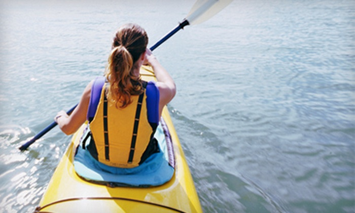 Rainbow River Kayak Adventures - Royal Highlands: Half-Day Kayaking Adventure for One, Two, or Up to Four at Rainbow River Kayak Adventures in Dunnellon (Up to 57% Off)