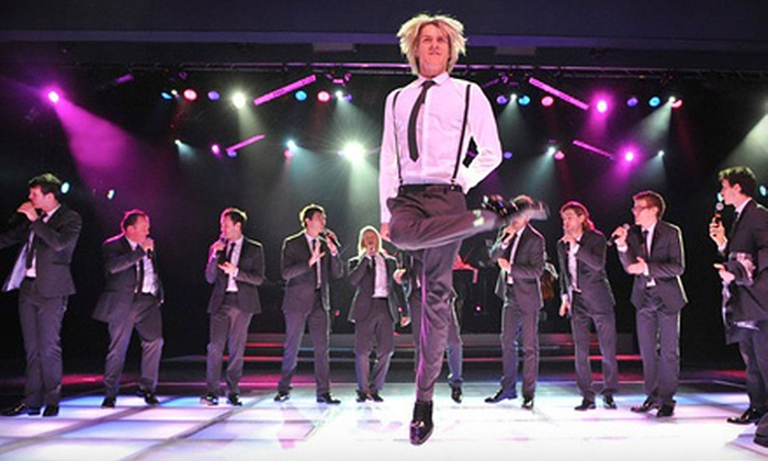 The Twelve Tenors - Central Chicago: The Twelve Tenors Concert Package at Riverfront Theater (Up to 51% Off). 14 Options Available.
