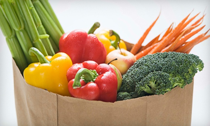 Farm Stores - Multiple Locations: $5 for $10 Worth of Grocery and Market Items at Farm Stores