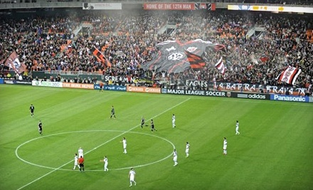 D.C. United vs. Seattle Sounders FC Soccer Match on Wed., May 4  - D.C. United in Washington