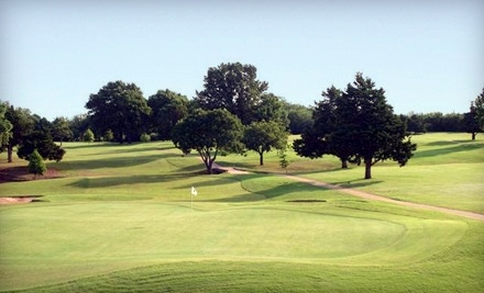 Round of 9-Hole Golf with Instruction from Resident Golf Pro for 1 (a $120 value) - Lakeside Golf Course in Stillwater