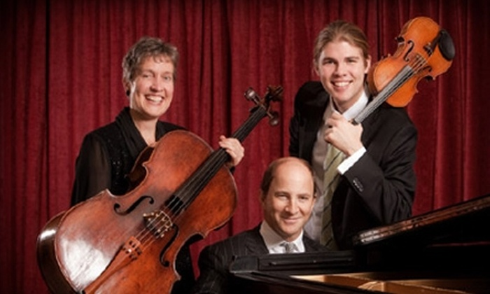 Onyx Chamber Players - First Hill: Tickets to Onyx Chamber Players Performance. Choose Between Two Performances and Two Ticket Types.