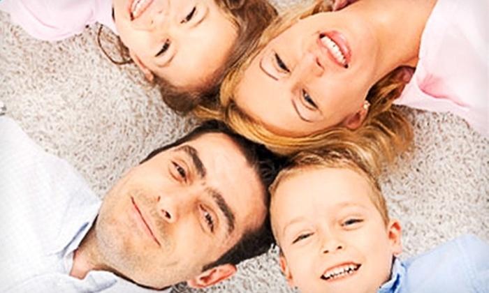 AllStar Carpet Care - Reno: $39 for Carpet Cleaning from AllStar Carpet Care ($90 Value)