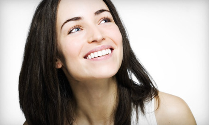 Love To Smile: Complete Family Dentistry - Executive Hills: Four, Six, or Eight Porcelain Veneers from Esther Pedersen, DDS, at Love to Smile: Complete Family Dentistry in Overland Park