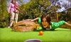 Pirate's Island Adventure Golf - Gulf Shores: $14 for Two All-Day Passes at Pirate's Island Adventure Golf in Gulf Shores, AL (Up to $29 Value)