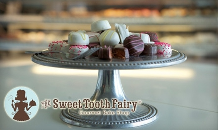 Sweet Tooth Fairy - Multiple Locations: $10 for $20 Worth of Cupcakes, Sweets, and More at Sweet Tooth Fairy