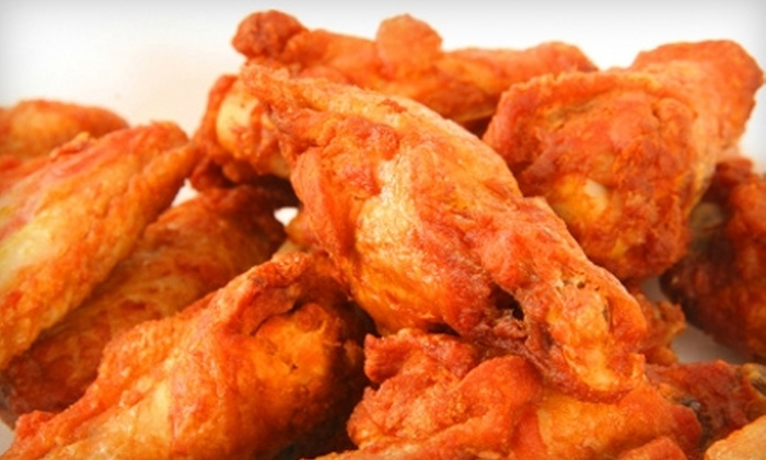 Zingers - University: $6 for $12 Worth of Spicy Fare at Zingers