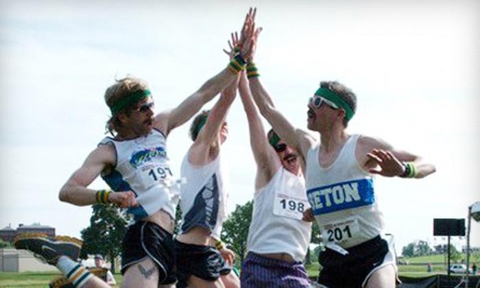 Boston Challenge: The Ultimate Urban Scavenger Race - Boston: $20 for Entry to Boston Challenge: The Ultimate Urban Scavenger Race on July 30 from Challenge Nation ($50 Value)