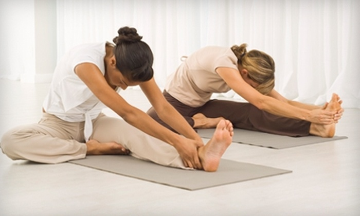 True Yoga - Edmonton: $30 for a Five-Class Pass to True Yoga (Up to $63 Value)