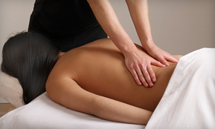 Elements Therapeutic Massage  - Multiple Locations: One 55-Minute Massage or Three 30-Minute Massages at Elements Therapeutic Massage (Up to 56% Off)