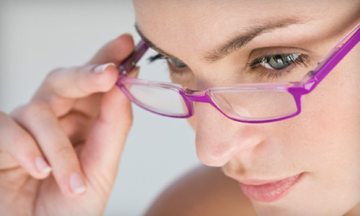 SIHT Optical - Waterloo: $50 for $250 Toward Frames and Prescription Lenses from Siht Optical