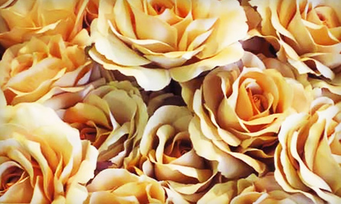 D & W Silks Retail Factory Outlet - Clifton: $25 for $50 Worth of Silk Floral Arrangements and Home Accessories at D & W Silks Retail Factory Outlet