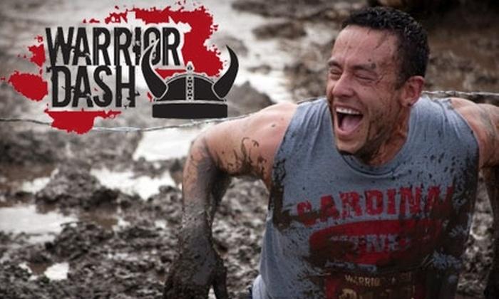 Warrior Dash Louisiana - 6: $30 for One Entry to Warrior Dash Louisiana in Norco ($60 Value)