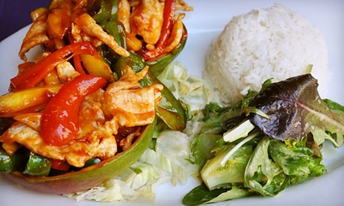 Island Hopper - Back Bay: $15 for $30 Worth of Southeast Asian Cuisine at Island Hopper