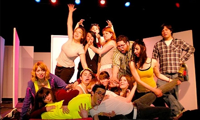 Blackout Theatre - Silver Hill: $6 for Two Tickets to a Shakespeare Improv Show Performed by Blackout Theatre ($12 Value). Five Performances Available.