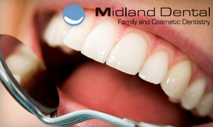 Midland Dental - Southern Pines: $125 for Zoom! Teeth-Whitening Treatment at Midland Dental in Southern Pines ($475 Value)