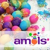 Amols' Specialty Inc - Arsenal: $10 for 100 Cascarones from Amols' Specialty ($21.63 Value)