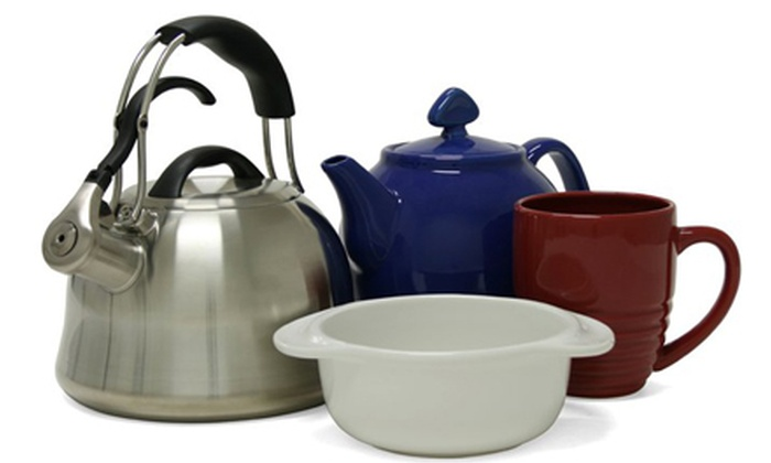 Chantal - Houston: $25 for $50 Worth of Chantal Cookware at Chantal's Annual Warehouse Sale