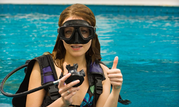 A-1 Scuba Diving & Snorkeling Adventures - Somerton: Discover Scuba Diving Class for One or Two from A-1 Scuba Diving & Snorkeling Adventures in Trevose (Up to 55% Off)