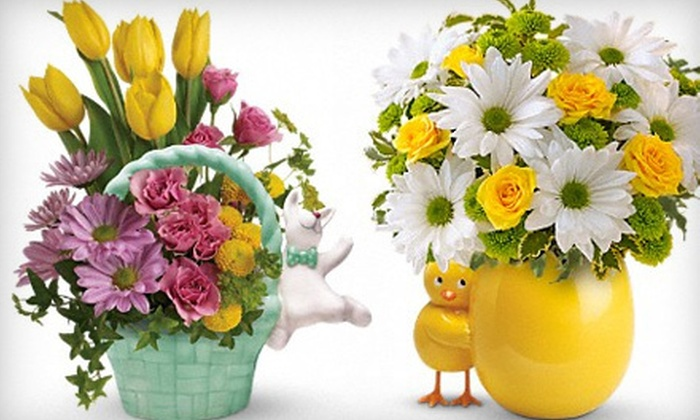 Doherty's Flowers - Des Moines: $15 for $30 Worth of Flowers and Gifts or Floral-Arrangement Class at Doherty's Flowers
