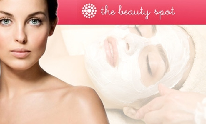 The Beauty Spot - College Park: $35 for a 50-Minute Customized Facial at The Beauty Spot