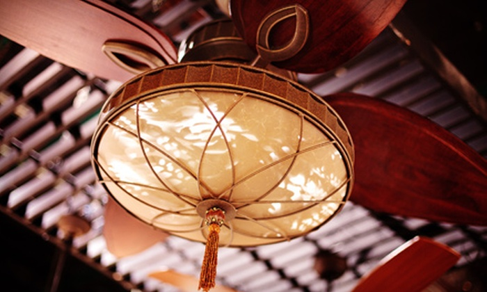 Passion Lighting - Grapevine: $39 for $79 Toward Fixtures and Fans at Passion Lighting in Grapevine