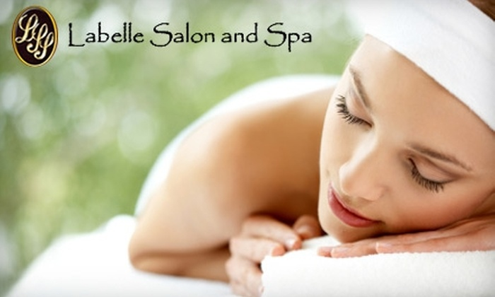 Labelle Salon and Spa - Vanier: $20 for $40 Worth of Services at Labelle Salon and Spa