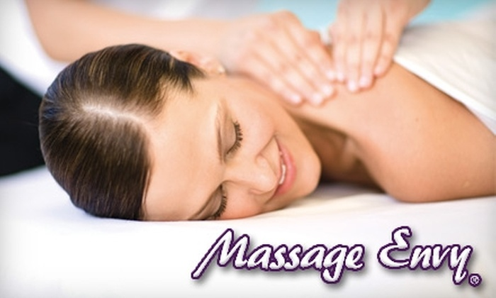 Massage Envy St. Louis - Multiple Locations: $47 for a 90-Minute Customized Massage Session at Massage Envy (Up to $95 Value).