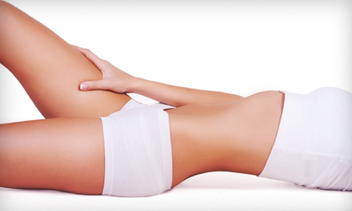 Graceful Contours - Norcross: Two or Four Ultrasonic Vaser Liposuction Treatments at Graceful Contours in Norcross (Up to 53% Off)