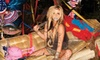 Ke$ha at The Cynthia Woods Mitchell  Pavilion in The Woodlands - Town Center: One Ticket to See Ke$ha on the Get $leazy Tour at The Cynthia Woods Mitchell  Pavilion in The Woodlands on August 2 at 7:30 p.m. (Up to $61.55 Value)