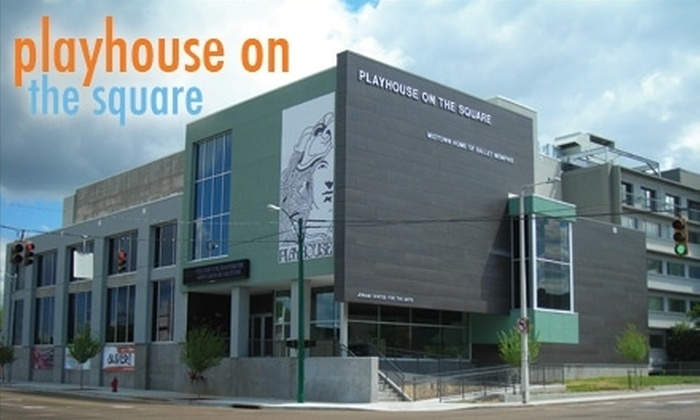 Playhouse on the Square - Multiple Locations: $15 for One of Three Productions at Playhouse on the Square