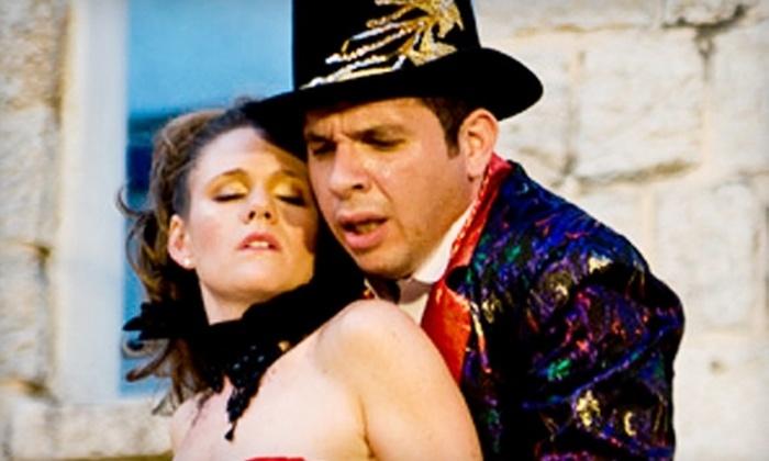 Chesapeake Shakespeare Company - Ellicott City: $15 for One Ticket to a Chesapeake Shakespeare Company Performance in Ellicott City (Up to $36 Value)
