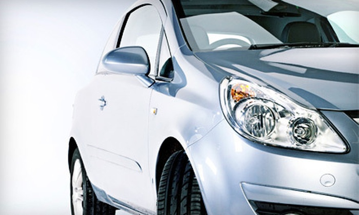 Dunwoody Detailing & Window Tint - Georgia Tech: Mobile Wash or Detail Package from Dunwoody Detailing & Window Tint (Up to 54% Off)