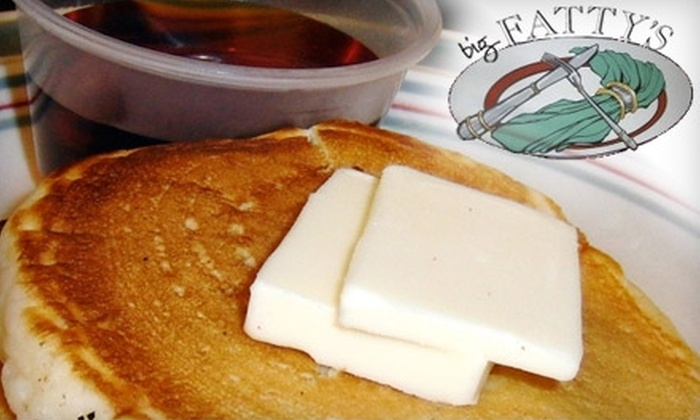 Big Fatty's Catering Kitchen - Knoxville: $15 for $30 Worth of Southern Cuisine at Big Fatty's Catering Kitchen