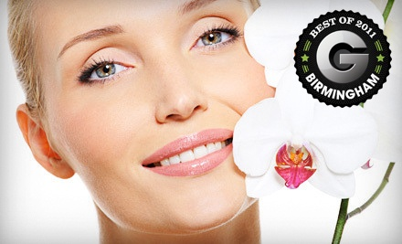 1 Microdermabrasion Treatment or 1 Chemical Peel (a $95 value) - Inverness Dermatology in Hoover