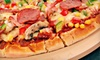 oob - Vias Pizzeria - Central Topeka: $10 for $20 Worth of Gourmet Pizza and Italian Fare at Via's Pizzeria