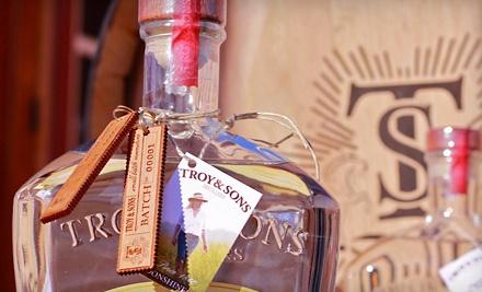 Troy & Sons Distillers  - Troy & Sons Distillers in Asheville