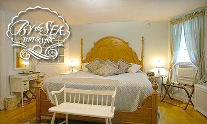 By the Sea Inn & Spa - Branford: A One-Night Stay at By The Sea Inn & Spa in Branford (Up to a $150 Value) and 15% Off Spa Services. Choose From Three Options.