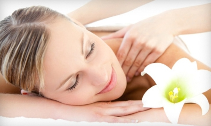 Bleu Pond Massage and Skincare Studio - South Scottsdale: $35 for a One-Hour Massage or 55-minute Facial at Bleu Pond Massage and Skincare Studio in Scottsdale (Up to $85 Value)