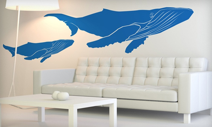 SissyLittle: $15 for $30 Worth of Wall Decals from SissyLittle