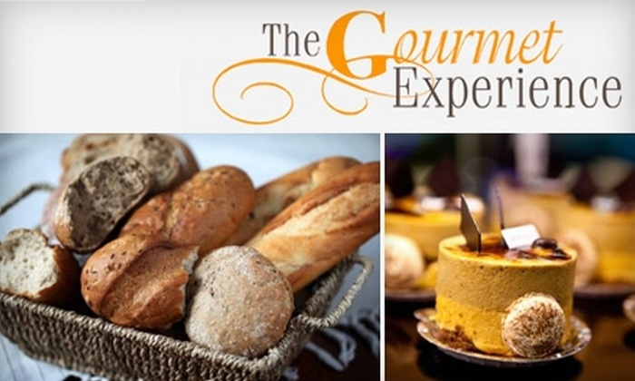 The Gourmet Experience - San Diego: $15 for One Single-Day Ticket to The Gourmet Experience (Up to $30 Value)